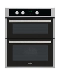 Whirlpool AKL307IX Built-under Double Electric Oven Multi-Function S/Steel