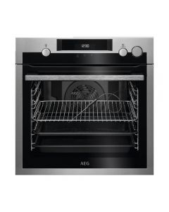 AEG BSE577221M Built-In Single Electric SteamCrisp Steam Oven