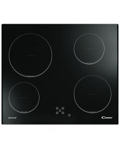 Candy CH64 C/2 600mm Ceramic Hob 4 x Cook Zones Touch Control