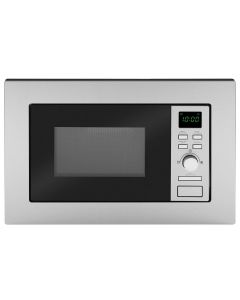 Caple CM120 700Watts Integrated Microwave & Grill 17 litres S/Steel