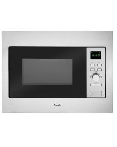 Caple CM123 900Watts Integrated Microwave & Grill 25 litres S/Steel