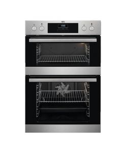 AEG DCB331010M Built-In Double Electric Oven Multi-Function S/Steel