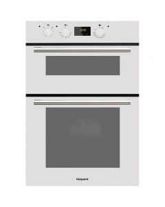 Hotpoint DD2 540 WH Built-in Double Electric Oven Fan Oven Class A White