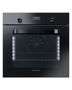Hoover HO423/6VB 600mm Built-in Single Electric Oven Fan Class A Black