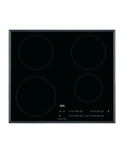 AEG IKB64401FB 600mm Induction Hob Touch Control Black