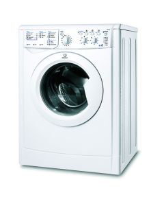 Indesit IWDC6125W 1200rpm Washer Dryer 6kg/5kg Class A White