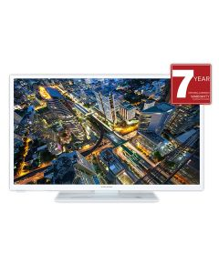 Mitchell and Brown JB-321811FWHT 32inch LED HD Ready Freeview HD White