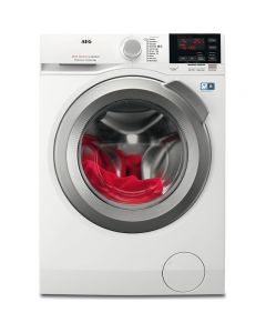AEG L6FBG842R PROSENSE 1400rpm Washing Machine 8kg Load Class A+++ White