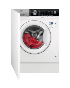AEG L7FE7461BI 7000 series 1400rpm Integrated Washing Machine 7kg Load Class A+++