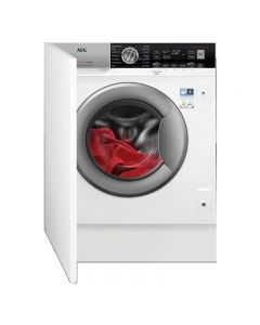 AEG L7WC8632BI 7000 series 1600rpm Integrated Washer Dryer 8kg/4kg Load White