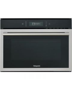 Hotpoint MP 676 IX H Built-In Microwave Combi 900Watts 40litres S/Steel