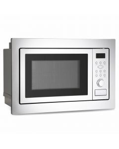 Montpellier MWBI90025 900 Watts Built-in Microwave & Grill 25litre Trim Kit