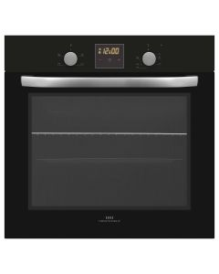 New World NWMFOT60B Built-in Multi-Function Single Electric Oven Black
