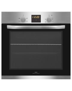New World NWMFOT60X Built-in Multi-Function Single Electric Oven Inox