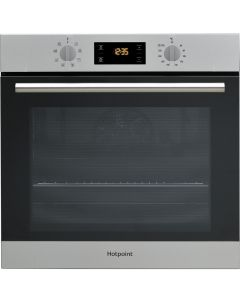 Hotpoint SA2 540H IX Built-In Single Electric Oven Multi-Function S/Steel
