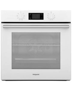 Hotpoint SA2 540H WH 600mmBuilt-In Single Electric Oven Multi-Function White