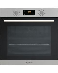 Hotpoint SA2 840P IX Built-In Single Electric Oven Multi-Function Inox