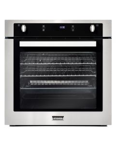 Stoves SEB602PY STAINLESS STEEL 600mm Built-in Single Electric Oven Multifunction S/St