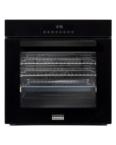 Stoves SEB602TCC BLACK 600mm Built-in Single Electric Oven Multifunction Black