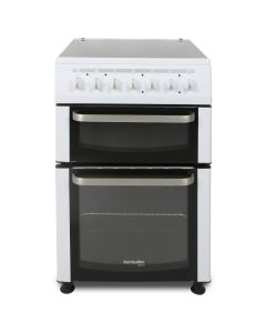 Montpellier TCC60W ECO 600mm Twin Cavity Electric Oven & Grill Ceramic Hob