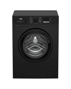 Beko WTL74051B 1400rpm Washing Machine 7kg Load Class A+++ Black