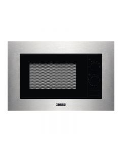 Zanussi ZMSN5SX series20 700Watts Integrated Microwave 17 litres S/Steel