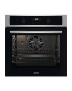 Zanussi ZOCND7X1 series20 FanCook Built-in Single Electric Oven with Fan SteamBake