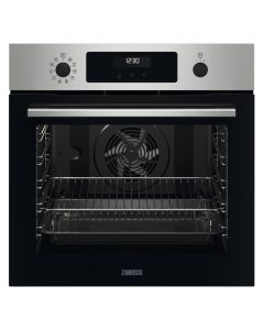 Zanussi ZOPNX6X2 Built-in Electric Single Oven Multi-Function