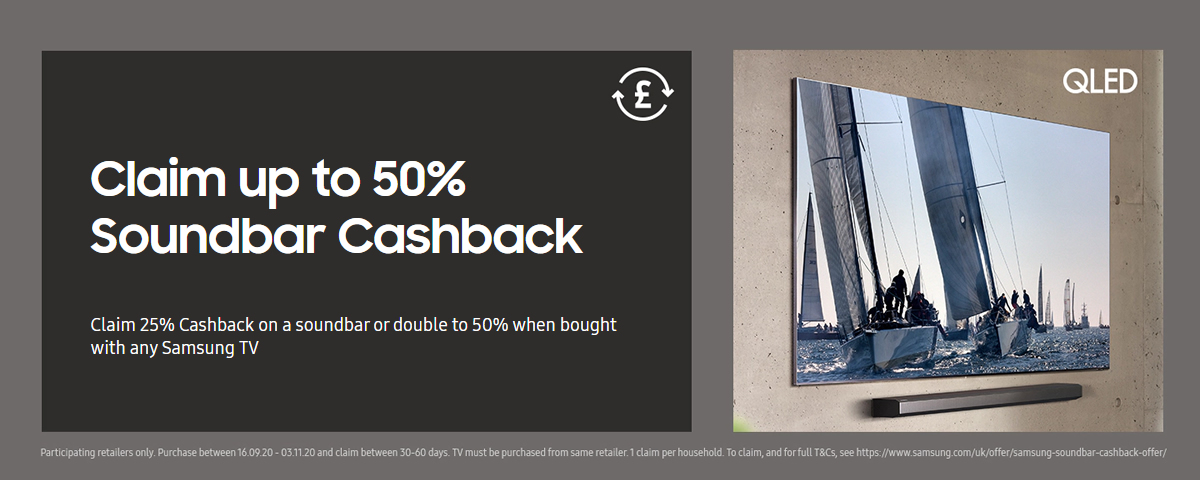 Samsung Double Cash Back