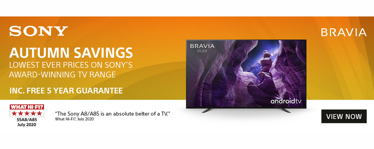 Sony Autumn Savings