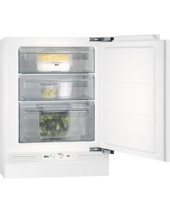 AEG ABE682F1NF 85litres Integrated Frost Free Freezer Class F