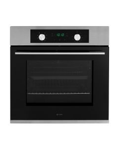 Caple C2237 Classic Single Electric Oven Multi Function LED Timer S/Steel