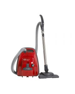 Sebo K1 AIRBELT ePower 890Watts Cylinder Bagged Vacuum Cleaner 3.0litres Red
