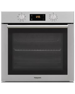 Hotpoint SA4 544H IX Built-In Single Electric Oven Multi-Function S/Steel