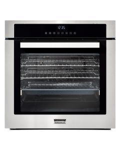 Stoves SEB602TCC STAINLESS STEEL 600mm Built-in Single Electric Oven Multifunction S/St