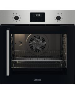 Zanussi ZOCNX3XR series20 FanCook Built-in Single Electric Oven Fan Oven Surround Cooking