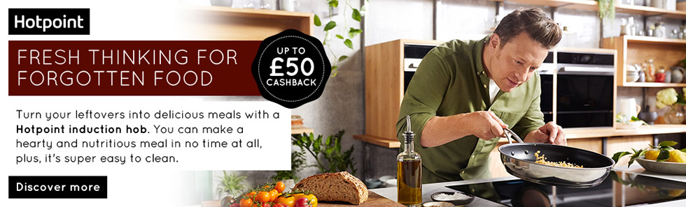Hotpoint Cash Back Offer