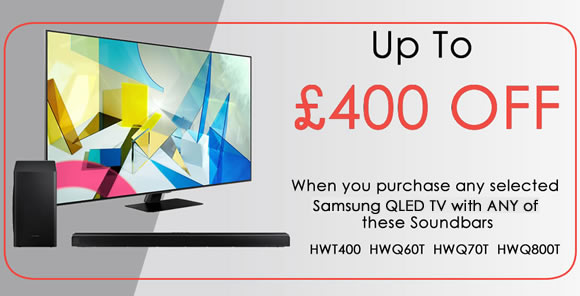 Samsung QLED WBW Offer